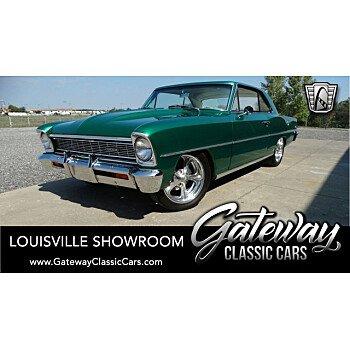1966 Chevrolet Nova for sale 101210221