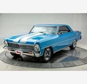 1966 Chevrolet Nova for sale 101210821