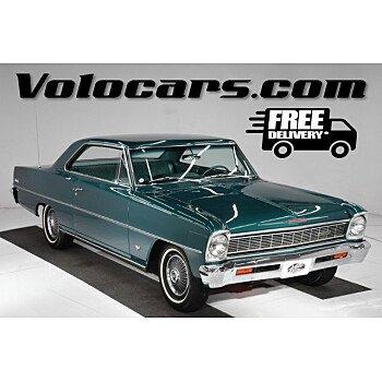 1966 Chevrolet Nova for sale 101218565