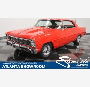 1966 Chevrolet Nova for sale 101231202
