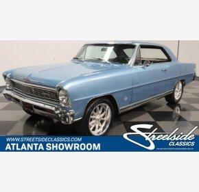 1966 Chevrolet Nova for sale 101318117