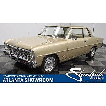 1966 Chevrolet Nova for sale 101353759