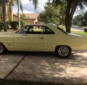 1966 Chevrolet Nova Coupe for sale 101415247
