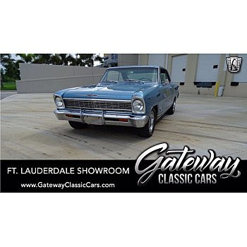 1966 Chevrolet Nova for sale 101421521