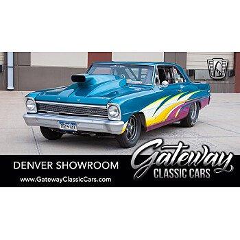 1966 Chevrolet Nova for sale 101422721