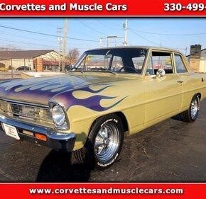 1966 Chevrolet Nova for sale 101444492