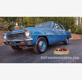 1966 Chevrolet Nova for sale 101481049