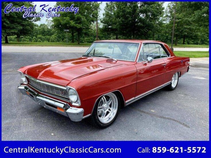 1966 Chevrolet Nova for sale 101526537