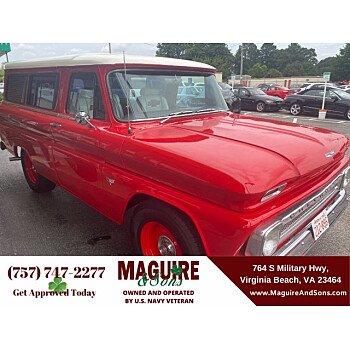 1966 Chevrolet Suburban for sale 101567841