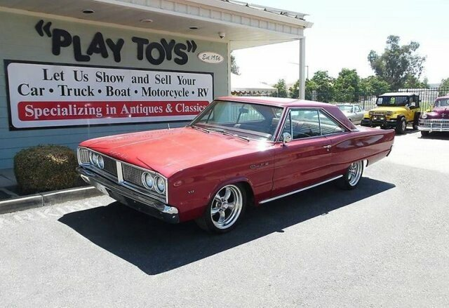 1966 Dodge Coronet Classics For Sale Classics On Autotrader