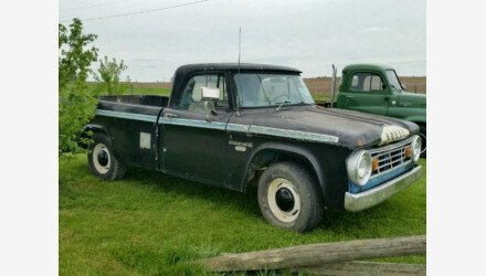 1966 Dodge D/W Truck for sale 100870107