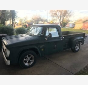 1966 Dodge D/W Truck for sale 101089628