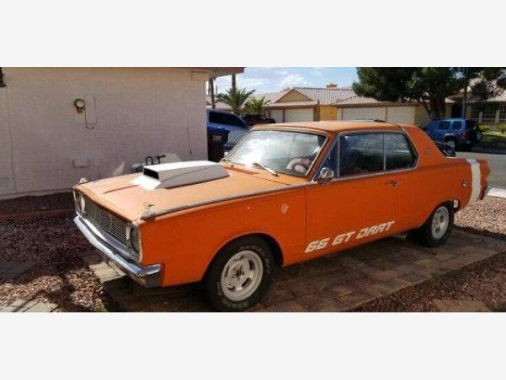 1966 Dodge Dart GT for sale 101107143