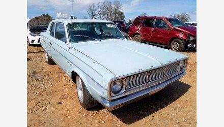 1966 Dodge Dart for sale 101358612