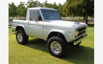 1966 Ford Bronco for sale 101593415