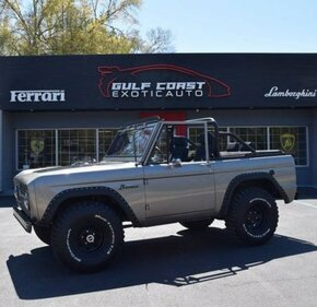 1966 Ford Bronco for sale 101113484