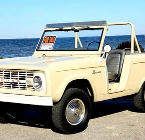 1966 Ford Bronco for sale 101243965