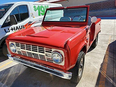 1966 Ford Bronco for sale 101298696