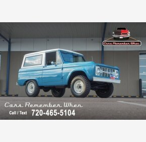 1966 Ford Bronco for sale 101355139