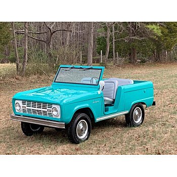 1966 Ford Bronco for sale 101382543