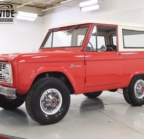 1966 Ford Bronco for sale 101448718