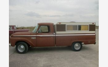 1966 Ford F100 for sale 100947268