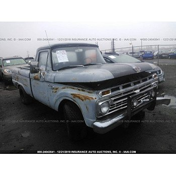 1966 Ford F100 for sale 101102132