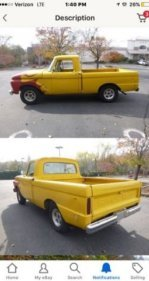 1966 Ford F100 for sale 100957638