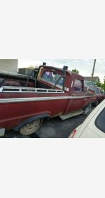 1966 Ford F100 for sale 101000675