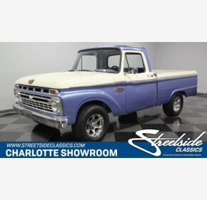 1966 Ford F100 for sale 101046767