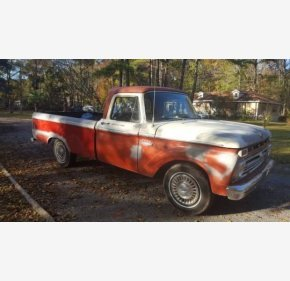 1966 Ford F100 for sale 101076951