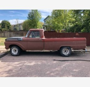 1966 Ford F100 for sale 101103322