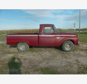 1966 Ford F100 for sale 101112284