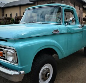 1966 Ford F100 for sale 101151365