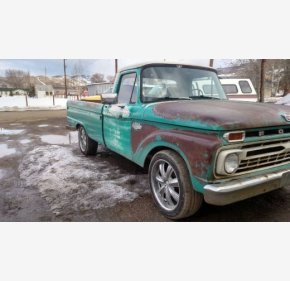 1966 Ford F100 for sale 101164615