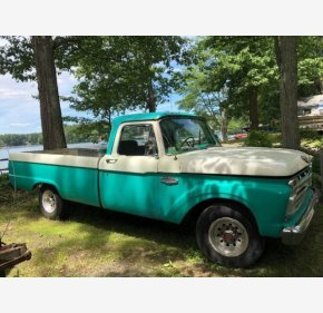 1966 Ford F100 for sale 101173165