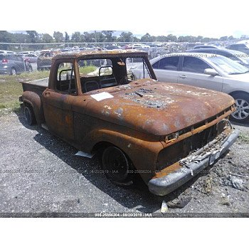 1966 Ford F100 for sale 101195198