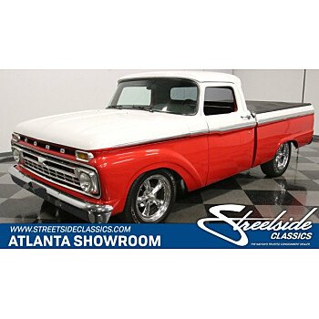 1966 Ford F100 for sale 101287580