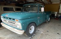 1966 Ford F100 2WD Regular Cab for sale 101339179