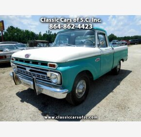 1966 Ford F100 for sale 101351564