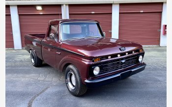 1966 Ford F100 2WD Regular Cab for sale 101476803