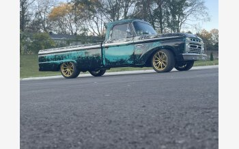1966 Ford F100 2WD Regular Cab for sale 101487313