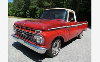 1966 Ford F100 for sale 101531873