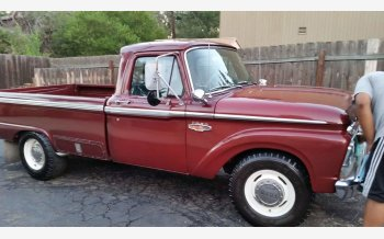 1966 Ford F250 2WD Regular Cab Super Duty for sale 101215682