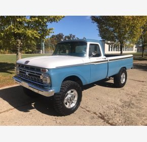 1966 Ford F250 for sale 101249695