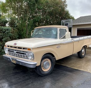 1966 Ford F250 Camper Special for sale 101300759