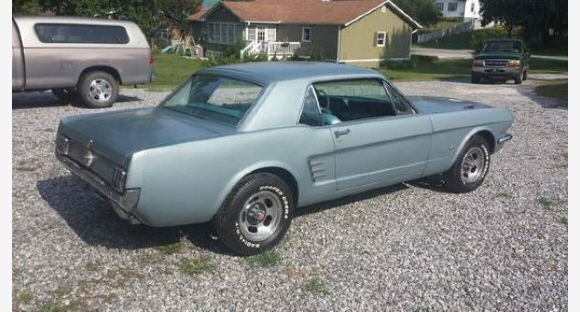 1966 Ford Mustang for sale 100842110