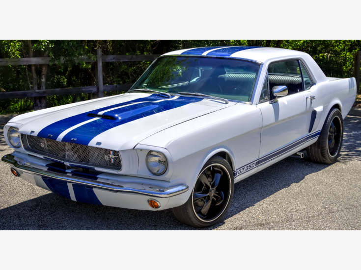 1966 Ford Mustang Shelby GT350 Coupe for sale 100884755