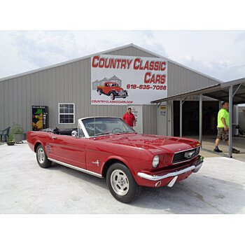 1966 Ford Mustang for sale 101001717