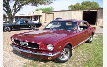 1966 Ford Mustang for sale 101105750
